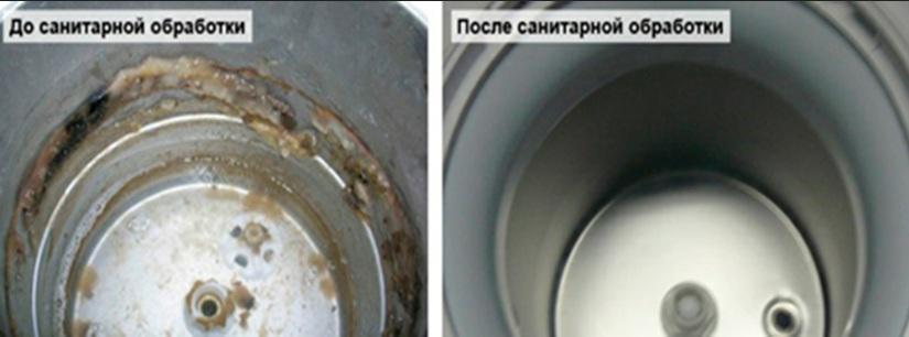 Санобработка кулера для воды своими руками 87
